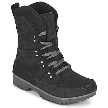 Topánky Ženy Polokozačky Sorel MEADOW LACE čierna