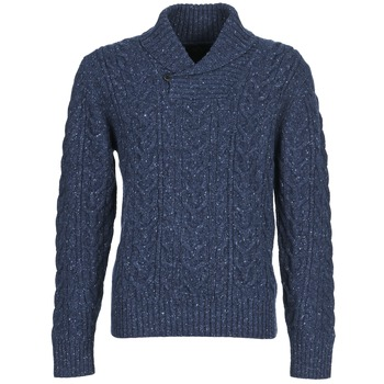 Oblečenie Muži Svetre Otto Kern AFANASY Námornícka modrá