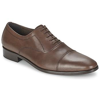 Topánky Muži Richelieu So Size INDIANA Hnedá
