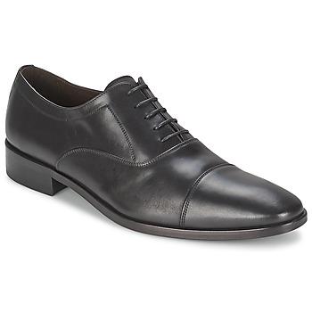 Topánky Muži Richelieu So Size INDIANA Čierna