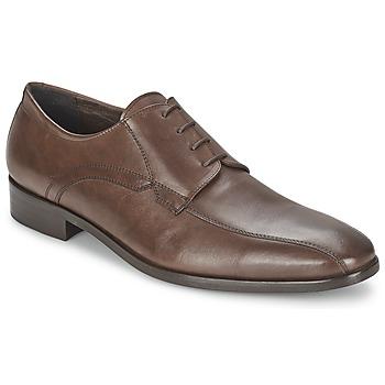 Topánky Muži Derbie So Size CURRO Hnedá