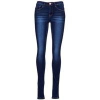 Oblečenie Ženy Džínsy Slim Only ULTIMATE Modrá / Dark
