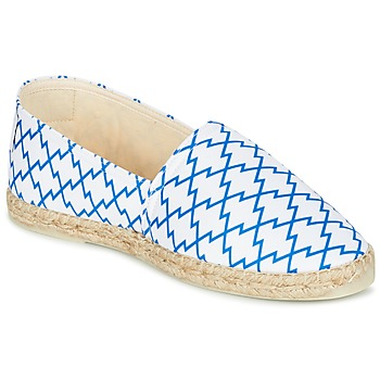 Topánky Ženy Espadrilky Maiett KIMONO Biela / Modrá