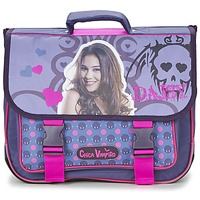 Tašky Dievčatá Školské tašky a aktovky Dessins Animés CHICA VAMPIRO CARTABLE 38CM Fialová