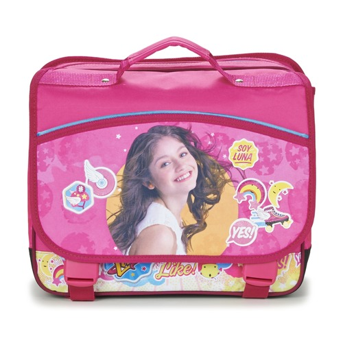 Tašky Dievčatá Školské tašky a aktovky Disney SOY LUNA CARTABLE 38CM Ružová 89efb92aa2