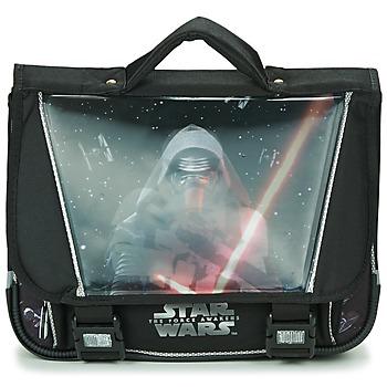 Tašky Chlapci Školské tašky a aktovky Disney STAR WARS CARTABLE 38CM Čierna