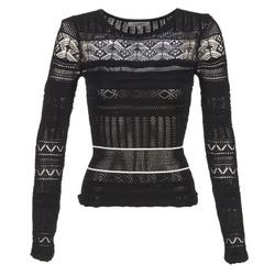 Oblečenie Ženy Svetre Morgan MARAI čierna