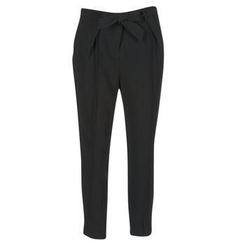 Oblečenie Ženy Padavé nohavice Morgan LIKI čierna