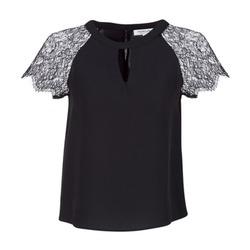 Oblečenie Ženy Blúzky Morgan OMA čierna