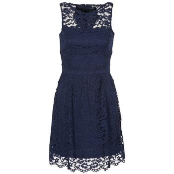 Oblečenie Ženy Krátke šaty Morgan ROKA Námornícka modrá