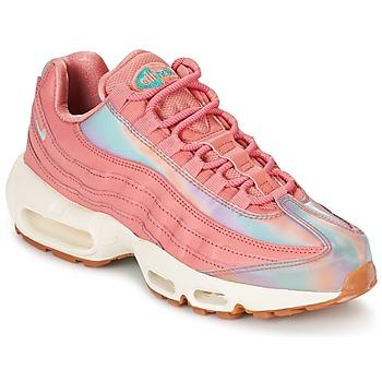Topánky Ženy Nízke tenisky Nike AIR MAX 95 SE W Ružová