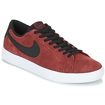 Topánky Muži Nízke tenisky Nike BLAZER VAPOR LOW SB Bordová / Biela
