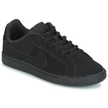 Topánky Deti Nízke tenisky Nike COURT ROYALE GRADE SCHOOL Čierna