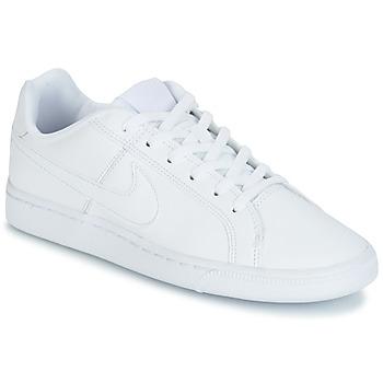 Topánky Deti Nízke tenisky Nike COURT ROYALE GRADE SCHOOL Biela