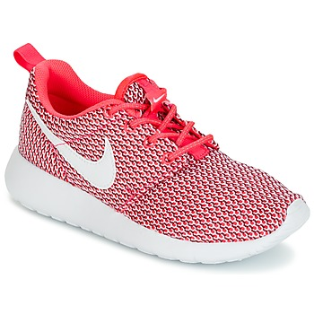 Topánky Dievčatá Nízke tenisky Nike ROSHE ONE GRADE SCHOOL Ružová / Biela