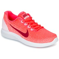 Topánky Ženy Bežecká a trailová obuv Nike LUNARGLIDE 9 W Ružová