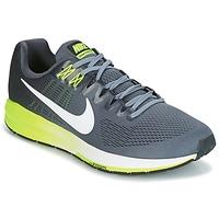 Topánky Muži Bežecká a trailová obuv Nike AIR ZOOM STRUCTURE 21 šedá