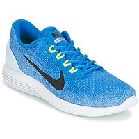 Topánky Muži Bežecká a trailová obuv Nike LUNARGLIDE 9 Modrá