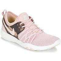 Topánky Ženy Fitness Nike FREE TRAINER 7 AMP W Ružová