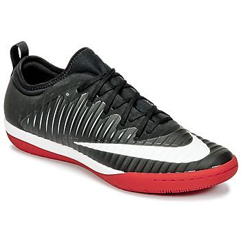 Topánky Muži Futbalové kopačky Nike MERCURIALX FINALE II IC Čierna / Biela / Červená