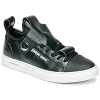 Topánky Ženy Nízke tenisky Armani jeans RATONE Čierna
