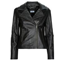 Oblečenie Ženy Kožené bundy a syntetické bundy Betty London GADITE čierna