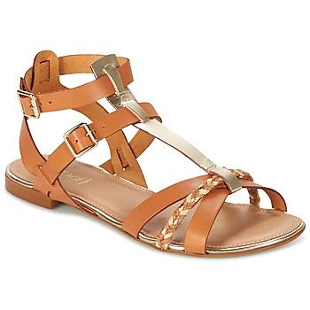 Topánky Ženy Sandále Bocage JARET Koňaková