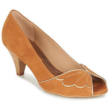Topánky Ženy Lodičky Bocage DAPHNE Oranžová koňaková