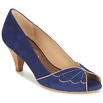 Topánky Ženy Lodičky Bocage DAPHNE Námornícka modrá