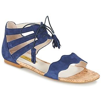 Topánky Ženy Sandále Bocage JARED Námornícka modrá