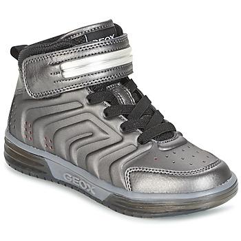 Topánky Chlapci Členkové tenisky Geox J ARGONAT B. B Čierna