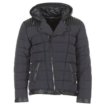 Oblečenie Muži Vyteplené bundy Le Temps des Cerises BEND Čierna