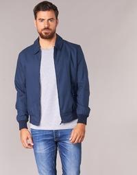 Oblečenie Muži Bundy  Casual Attitude IHIBERNA Námornícka modrá