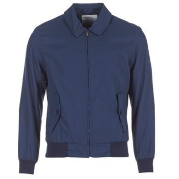 Oblečenie Muži Bundy  Casual Attitude HIBERNA Námornícka modrá