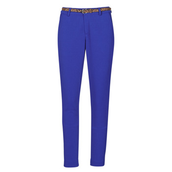 Oblečenie Ženy Nohavice päťvreckové Betty London GRIBANO Námornícka modrá
