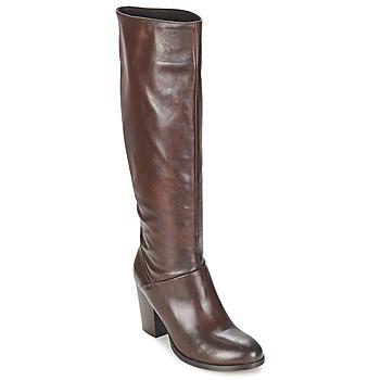 Topánky Ženy Čižmy do mesta Betty London MIRIDIA Hnedá