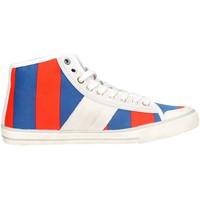 Topánky Ženy Nízke tenisky Date TENDER HIGH-94 Blue/Orange