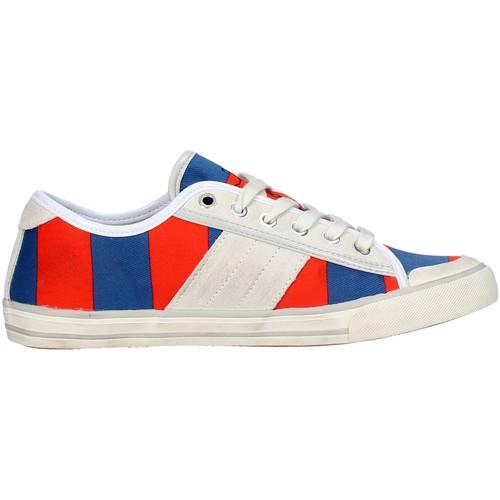 Topánky Ženy Nízke tenisky Date TENDER LOW-36 Blue/Orange