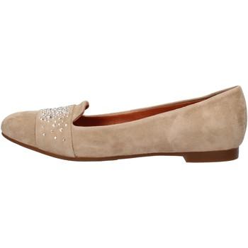 Topánky Ženy Mokasíny Carmens Padova Mokasíny AF37 Béžová