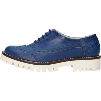 Topánky Ženy Richelieu Olga Rubini Klasický AF117 Modrá