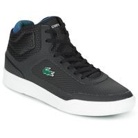 Topánky Muži Členkové tenisky Lacoste EXPLORATEUR SPT MID čierna / Zelená