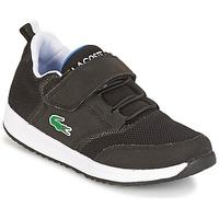 Topánky Deti Nízke tenisky Lacoste L.IGHT čierna / šedá