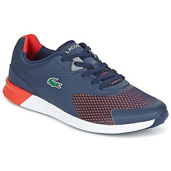 Topánky Muži Nízke tenisky Lacoste LTR.01 Námornícka modrá / červená