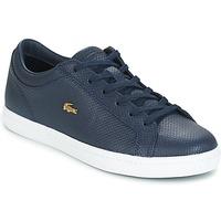 Topánky Ženy Nízke tenisky Lacoste STRAIGHTSET Námornícka modrá