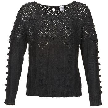Oblečenie Ženy Svetre Vero Moda CARRARA čierna