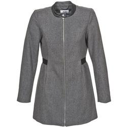 Oblečenie Ženy Kabáty Vero Moda CAPELLA Šedá