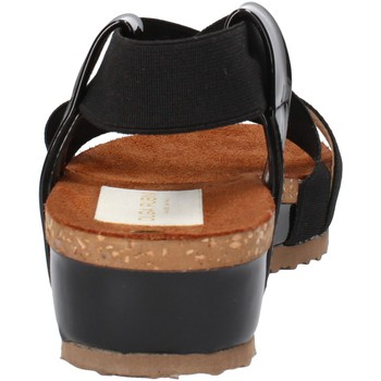 Topánky Ženy Sandále Olga Rubini Sandále AF792 Čierna