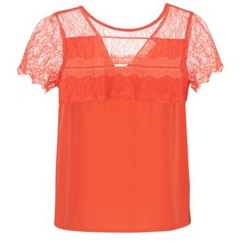Oblečenie Ženy Blúzky Moony Mood GERDUS Oranžová