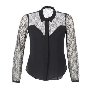 Oblečenie Ženy Košele a blúzky Morgan RESTY čierna