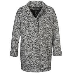 Oblečenie Ženy Kabáty Kookaï SARAH šedá